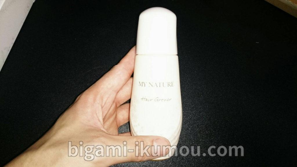 マイナチュレとミューノアージュの比較【使用感】・ボトル
