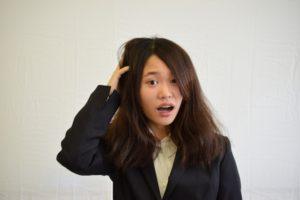 薄毛を気にしすぎの女性の口コミ