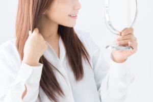 薄毛を気にしすぎの女性の他の共通点