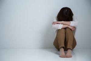 分け目の薄い女性の考えられる4つの原因・ストレス