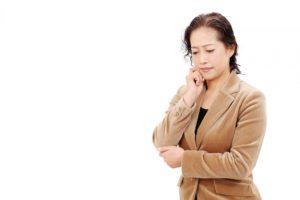 薄毛で悩む40代女性の主な症状