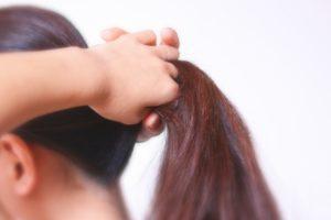 【番外編】40代女性の薄毛を隠すヘアスタイル・髪の毛をまとめる