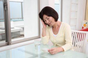 薄毛で悩む50代女性の主な症状