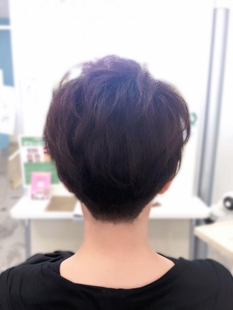 【40代編】薄毛の女性におすすめしたい髪型・ベリーショート