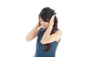 【頭頂部が薄い】女性がつむじハゲになる5つの原因