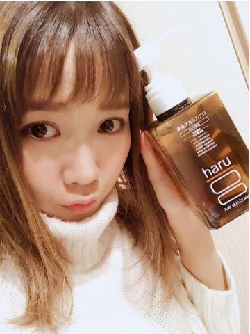 haru黒髪スカルプ・プロ・芸能人・田中里奈