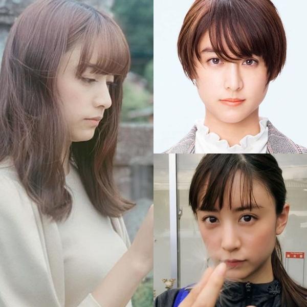 髪が綺麗な女性芸能人【女優・モデル】・山本美月