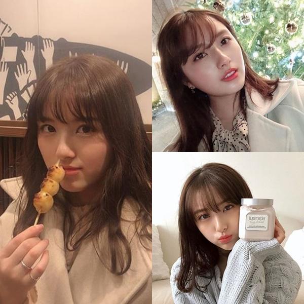 髪が綺麗な女性芸能人【アイドル・歌手】・大和田南那