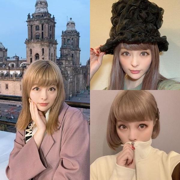 髪が綺麗な女性芸能人【アイドル・歌手】・きゃりーぱみゅぱみゅ