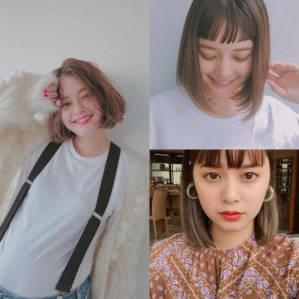 髪が綺麗な女性芸能人【女優・モデル】・岸本セシル