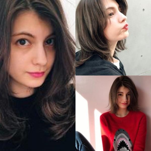 髪が綺麗な女性芸能人【女優・モデル】・マギー