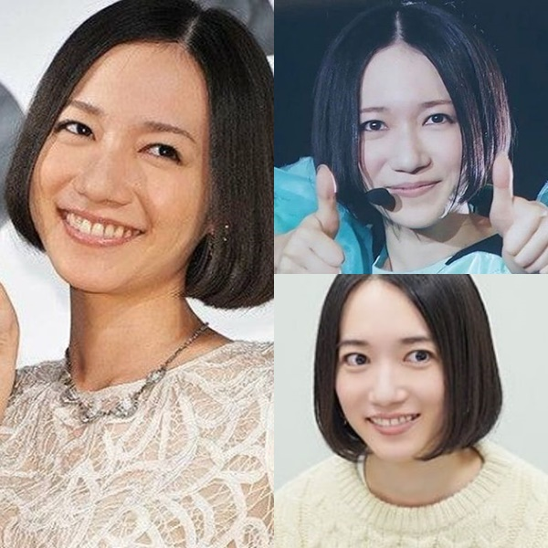 髪が綺麗な女性芸能人【アイドル・歌手】・大本彩乃
