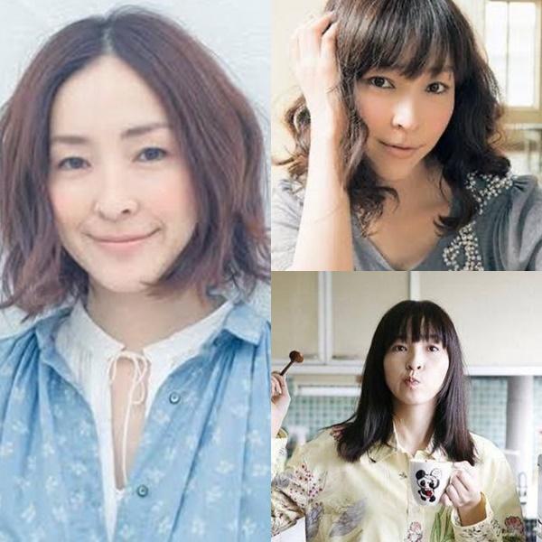 髪が綺麗な女性芸能人【女優・モデル】・麻生久美子
