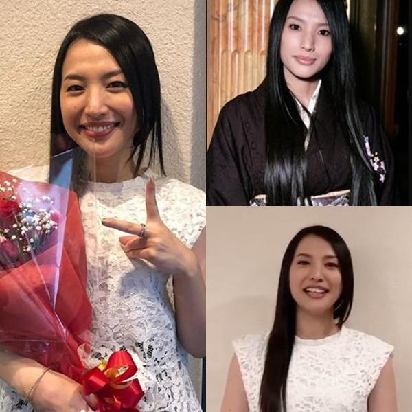 髪が綺麗な女性芸能人【女優・モデル】・芦名星