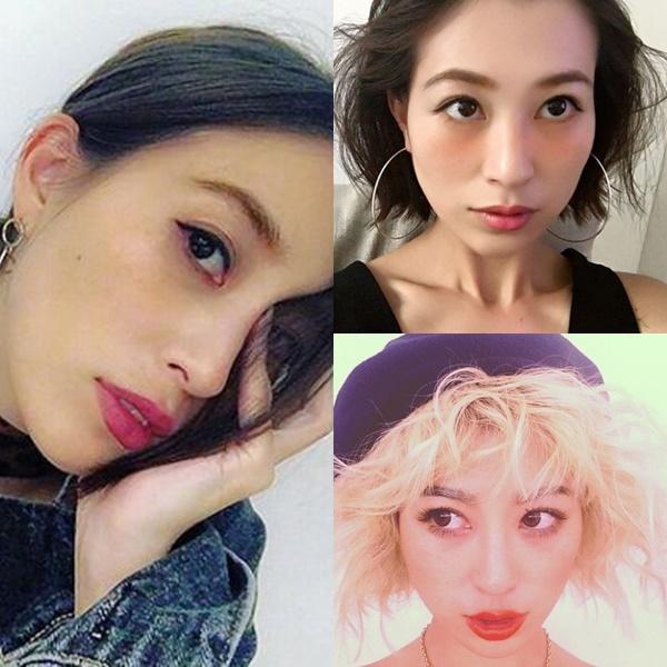 髪が綺麗な女性芸能人【女優・モデル】・山本優希