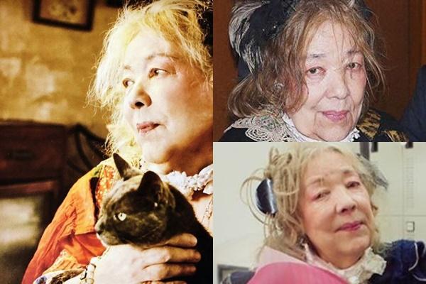グレイヘアが似合う女性有名・芸能人【海外】・フジコヘミング