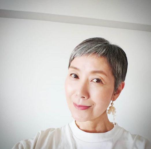 手塚理美さんが白髪でもかっこいい3つの理由・手塚理美